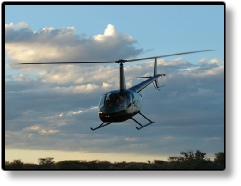 Robinson R44 helicopter flights